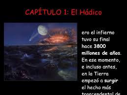 15. historia de la vida en la tierra