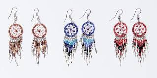 Dream Catcher Earings Mesmerizing 32 Pack Of Dreamcatcher Earrings El Paso Saddleblanket