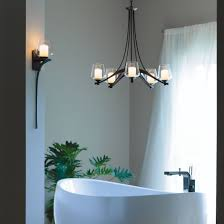 hubbardton forge wrought iron chandeliers drum for high ceiling foyer dining room home depot small low ceilings