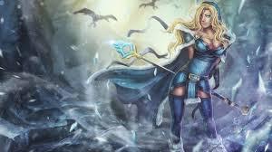 crystal maiden brendan o connor by tarnmeta on deviantart