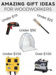 gifts for woodworkers made easy find great gift ideas for under 10 25 50 100 and beyond any woodworker would love to have these tools