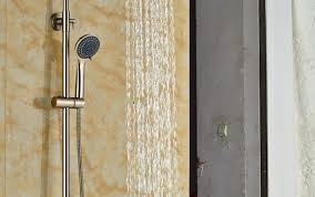 replacement spout heater behind extension chlorine head rod standard hard waterpik tub water softener depot height