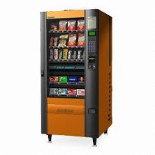 Vending Machine Types Classy Combo Vending Machine For Selling 448 Kinds Of Snacks And 48 Types Of