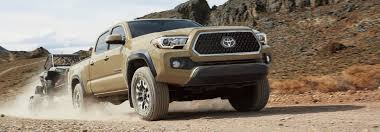 Toyota Crossover And Truck Towing Capacity Comparison