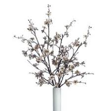 faux cherry blossom white branch white branches, decorating and room House Plants For Sale bring the outdoors in with artificial plants, trees & faux florals from z gallerie house plants for sale online