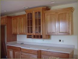 Different Kitchen Cabinets Crown Molding Kitchen Cabinets Different Heights Home Design Ideas