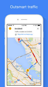 google maps app now offers spoken traffic alerts for congestion