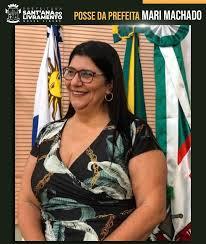 POSSE DA PREFEITA MARI MACHADO | Na... - Prefeitura Municipal de Sant'Ana  do Livramento | Facebook