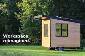 Small Picture Minim now offers a tiny office on wheels TreeHugger