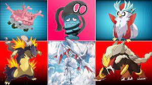 All Johto Pokemon in Mega Evolution - Generation 2 Megas! - YouTube