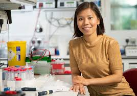 From the scientist's view: a conversation with … Kelly Nguyen - MRC  Laboratory of Molecular Biology