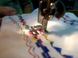 Singer Sewing Machine Demo