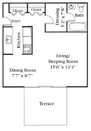 golfside apartments for 400 sq ft house floor plan