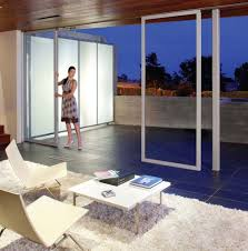 nanawall individual panel sliding glass door system