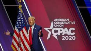 CPAC attendee tested positive for ...