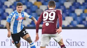 Napoli - Torino 1-1 - Calcio - Rai Sport