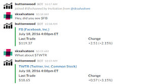 Slack Quote Mesmerizing How To Get Stock Quotes In Slack