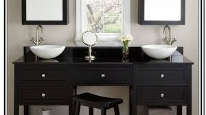 bathroom single sink vanity ideas. bath vanities · single sink vanity with makeup area home design ideas regarding bathroom