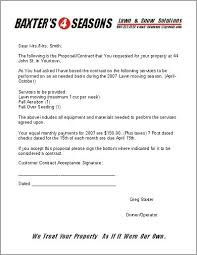 Free Lawn Care Contract Forms - Lawn Maintenance Contract Agreement ...