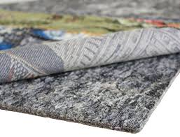 rug pad usa 1 4 thick 5 x 8 rectangle rug pad felt reinforced natural rubber anchor grip 22