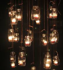 diy hanging votive candle holders best of mason jar candle chandeliers 6 steps with