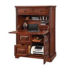 Country Cherry Computer Armoire - 41