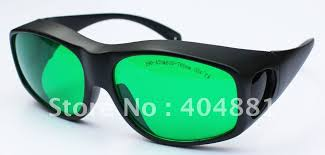 <b>laser</b> safety goggles 190 470nm & 610nm 760nm O.D 4+ CE ...