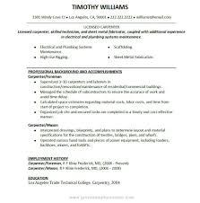 resume finish carpenter sample resume construction carpenter finish carpenter resume carpentry carpenter resume example carpentry
