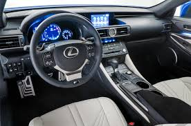 lexus 2015 sedan interior. 2015 lexus rc f cockpit and dashboard sedan interior gtautoperformancecom