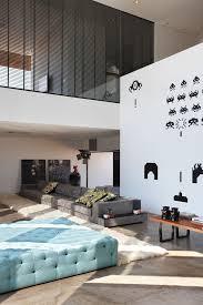 Small Picture A Unique LA Home With Arcade Wall Graphics