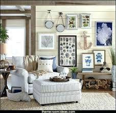coastal themed furniture. Exellent Furniture Coastal Living Room Ideas Nautical Bedroom Furniture Seaside Cottage Decorating  Beach Style  With Themed D