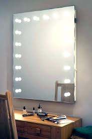 bathroom vanity mirror lights. Fashionable Natural Daylight Vanity Mirror Wall Mirrors Light Up Makeup  Bathroom Lights