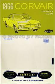 1966 chevrolet corvair wiring diagram manual reprint 1966 chevrolet corvair owner s manual package reprint
