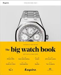 17 best images about men s watches luxury watches esquire launches the big watch book