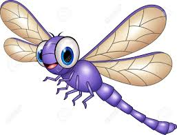 Image result for cartoon dragonfly