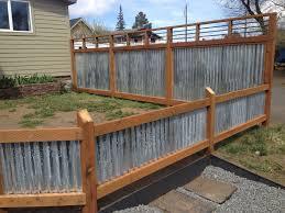 sheet metal privacy fence. Steel Fence Post Art - Google Search Sheet Metal Privacy U