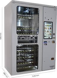 Magex Vending Machine Magnificent Easy Vending Machine MAGEX