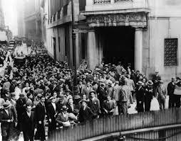 Great Depression Timeline 1929 1941