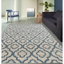 blue trellis rug fantasy moroccan pattern and 2