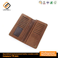 china men s long bifold wallet leather 13 card slots cellphone organizer china wallets leather wallet