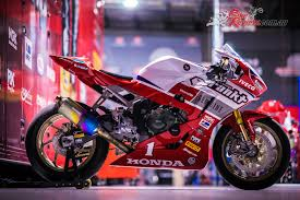 2018 honda 1000rr. plain honda honda cbr1000rr sp2 to debut at darwin asbk throughout 2018 honda 1000rr