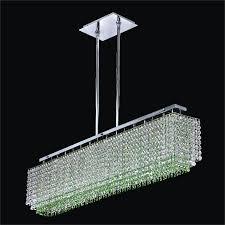 rectangular crystal chandelier trillium 569im5lsp 9lp angl
