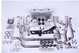 1996-04 Mustang GT 2v Twin Turbo System | On3Performance