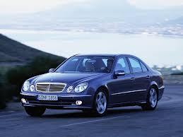Mercedes-Benz E-Class, E500, E320 - 1024x768 Wallpaper