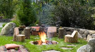 Stylish Rustic Backyard Fire Pit Ideas Over 30 Cool Ideas For Rustic  Outdoor Decor Rustic Crafts