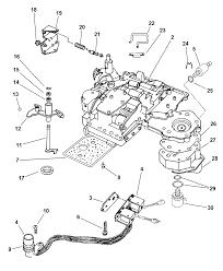 1997 jeep grand cherokee valve body thumbnail 1