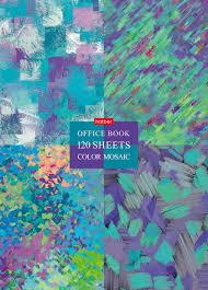 "<b>Блокнот Hatber</b> ""<b>Color</b> Mosaic"" 120 листов формата А4 в клетку, 5 ..."