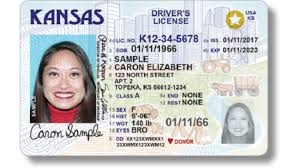 Kansas Driver's Across Services Down License