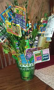 Lottery Ticket Tree With Over 125 Scratch Offs Lets Hope There Are
