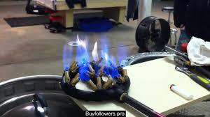 23 tip natural gas jet burner